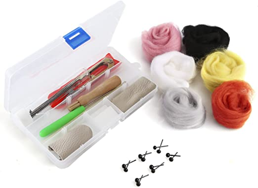 Roving Needles .. Accessories Tools Equipment Clover Felting Supplies Mats
