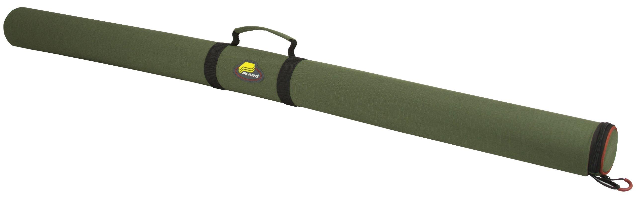 Plano 4448 Fabric Rod Tube, Green, 48-Inch