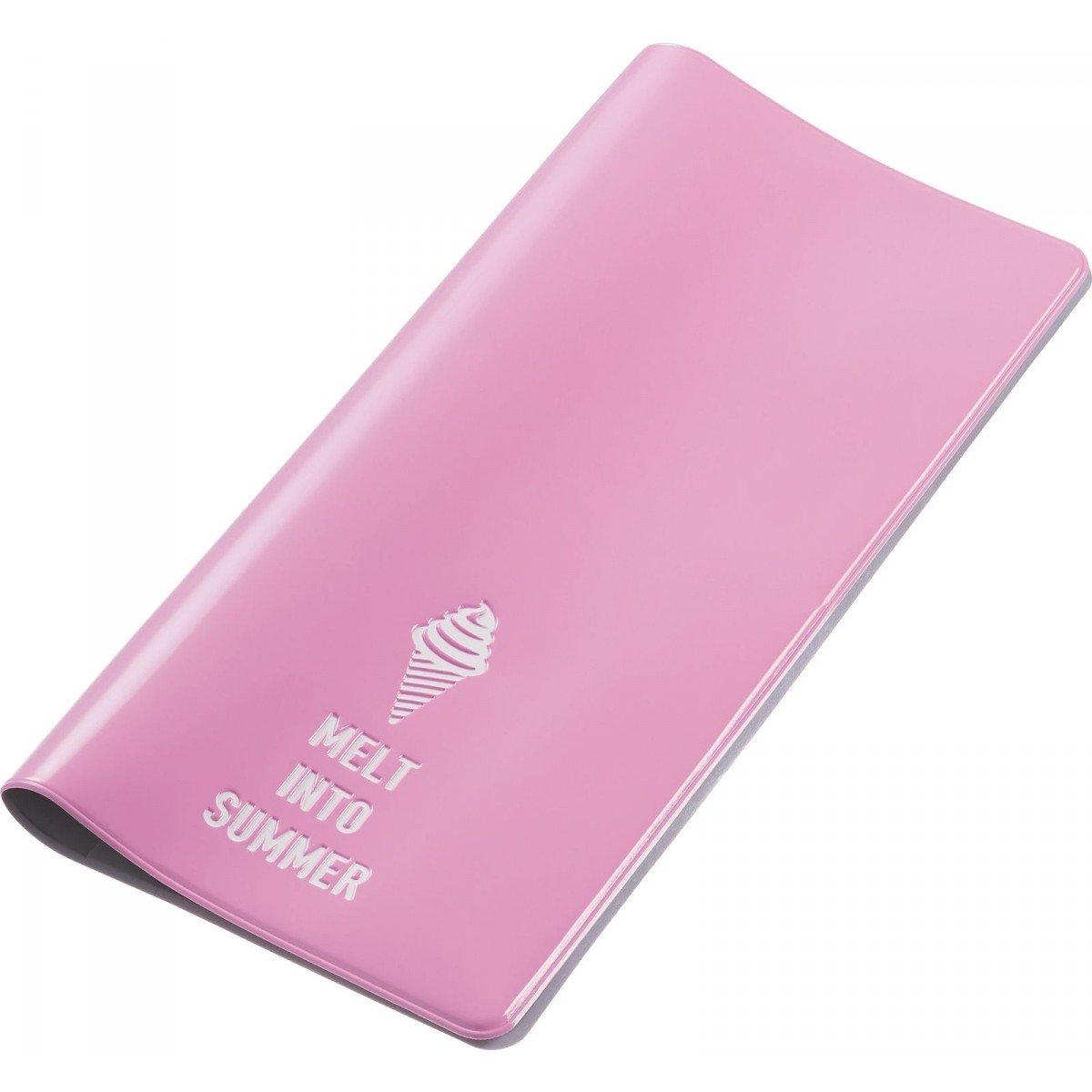 Go Travel GLO Wallet Organiser (Pink 'Melt Into Summer')