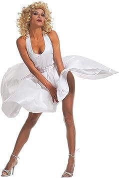 NET TOYS Disfraz de Marilyn Monroe Traje Diva: Amazon.es: Juguetes ...