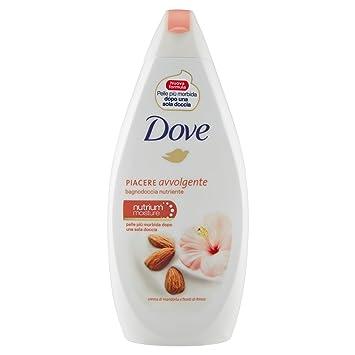 Dove Gel de Baño Nutritivo Almendras y Hibisco - 500 ml: Amazon.es: Belleza