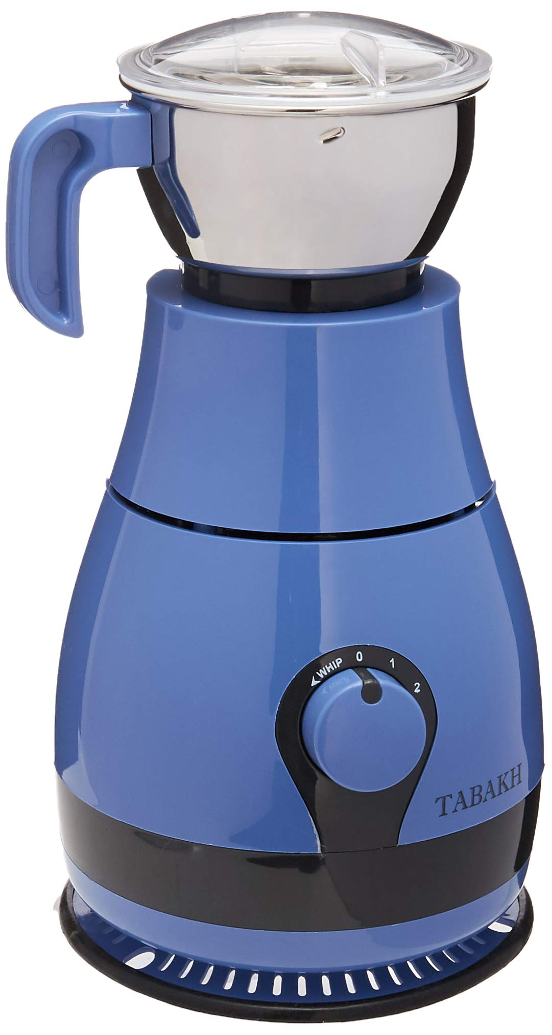 Tabakh Prime Indian Mixer Grinder | 600 Watts | 110-Volts by Tabakh