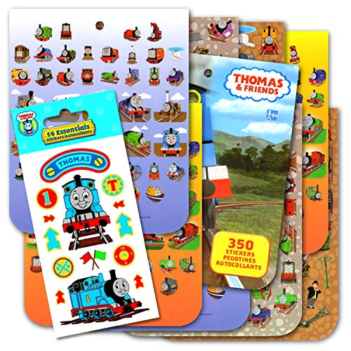 - Thomas The Train Stickers - Over 350 Quality Thomas and Friend Stickers