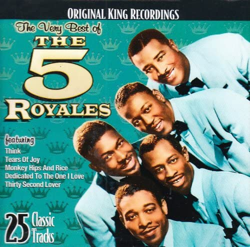 Amazon   Very Best of   5 Royales   R&B   音楽