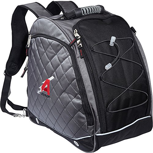 athalon-deluxe-heated-boot-bag-silver
