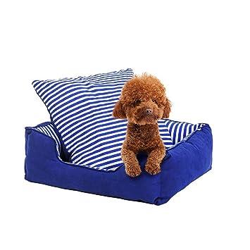 WW-XX Pet Kennel Nido De Gato Cama De Perro Casa De Perro Lavable Four Seasons Universal (Tamaño : L): Amazon.es: Hogar