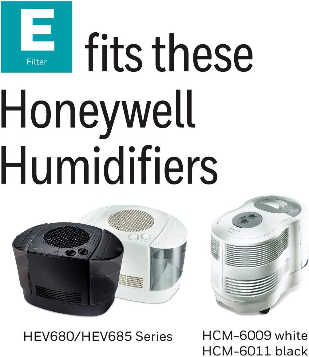 Honeywell Humidifier Replacement Filter, HC14 Series, Filter E