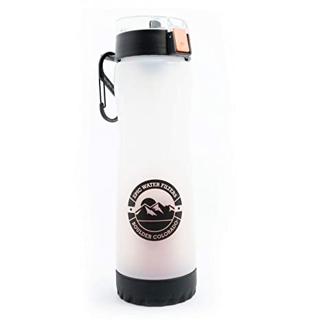 Review Ultimate Outdoor Travel Bottle
