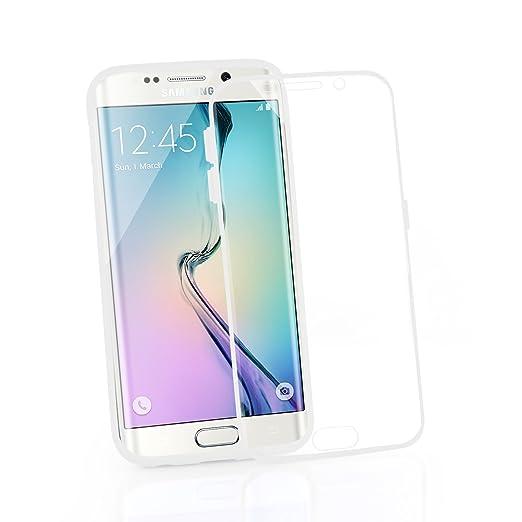 382 opinioni per Cover Galaxy S6 Edge, JAMMYLIZARD Custodia 2 in 1 in Silicone per Samsung Galaxy