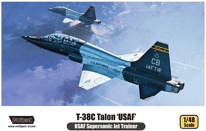 T38 練習 機