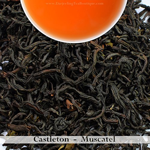 Bulk Wholesale pack: Castleton Tea: Darjeeling Second Flush Tea 2017 | 500 gram(17.63ounce) | Breakfast and Afternoon Tea | Darjeeling Tea Boutique by Darjeeling Tea Boutique