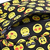 LUOLAX-Smiling-Face-Casual-BackpackDaypacks-Back-to-School-for-Cool-Kids