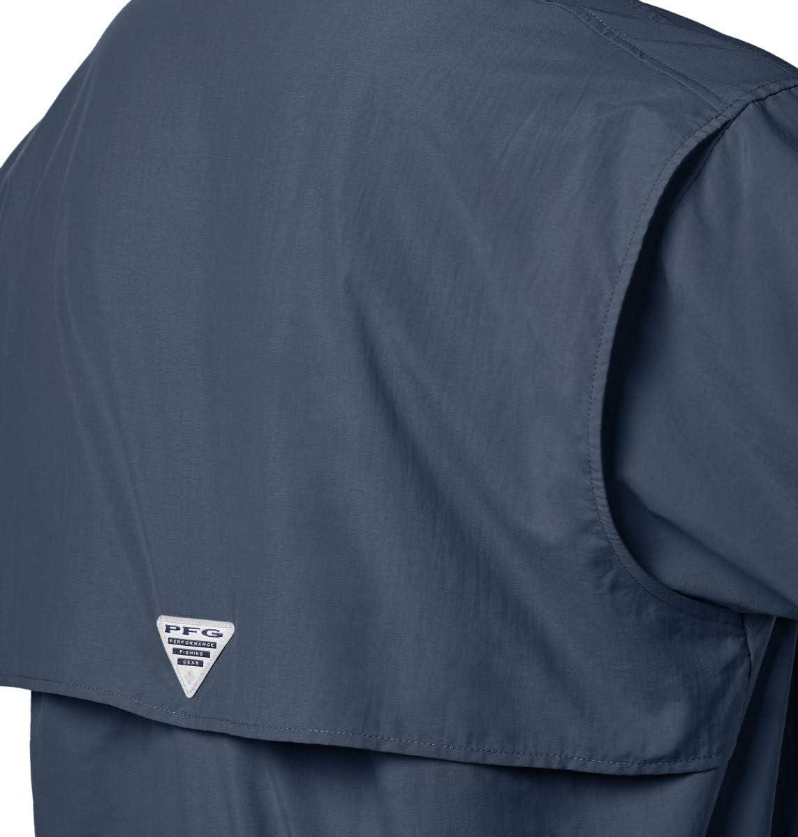 Columbia Mens PFG Bahama II Short Sleeve Shirt Camisetas abotonadas Hombre