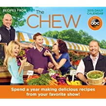 The Chew 2015 Box/Daily (calendar) by ABC (July 25,2014)