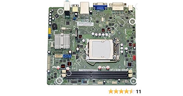 HP IPXSB-DM H61 DDR3 Mini-ITX Placa base LGA-1155 683037-001 691719-001