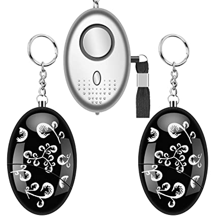Amazon.com: Alarma Personal, ZeroFire portátil 120dB/130 db ...
