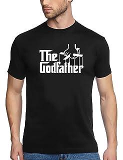 Coole-Fun-T-Shirts The Godfather - Sweat-shirt - Homme  Amazon.fr ... aafa44c80d63