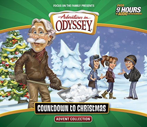 Countdown to Christmas Advent Collection (Adventures in Odyssey)