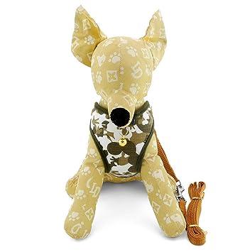 Ranphy - Arnés de malla suave para mascotas, pequeño, para perros ...