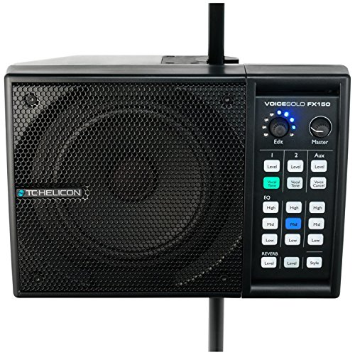 TC-Helicon VoiceSolo FX150 by TC-Helicon