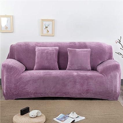 SWECOMZE - Funda para sofá de 1/2/3/4 plazas, Ajuste ...