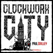 Clockwork City: Delphic Division, Book 2 | Paul Crilley