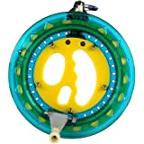 Mint's Colorful Life Kite String Reel Winder 7inches Dia with 600 feet Line (60 lbs) for Kids/Teens, Blue