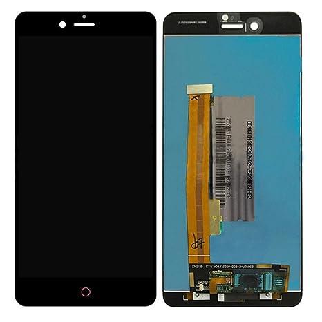 8822f503cbb Cellphone Replacement Parts Repuestos para celulares iPartsBuy para ZTE  Nubia Z11 miniS / NX549J Pantalla LCD