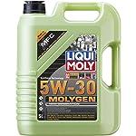 Molygen New Generation 5W-30 Aceite sintético para motor con Tecnología MFC.