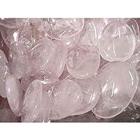Piedra Cuarzo Blanco Plana Minerales y Cristales, Belleza