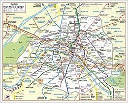 Plan RER Paris
