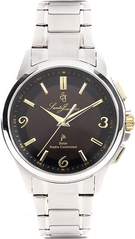 Santo Joannes 電波ソーラー腕時計 8003-02