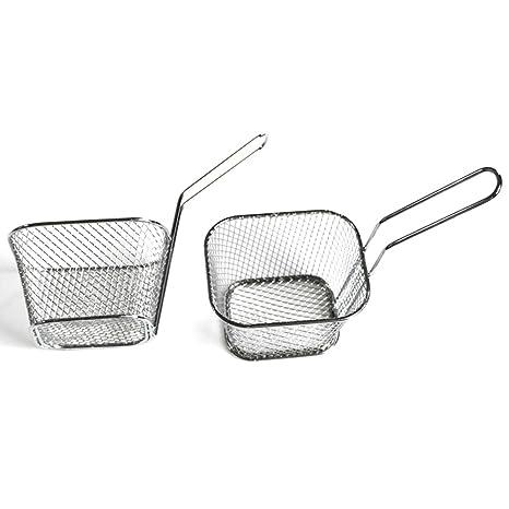 Carter Ken Mini Fashion Chips de patata cesta de la freidora de ...