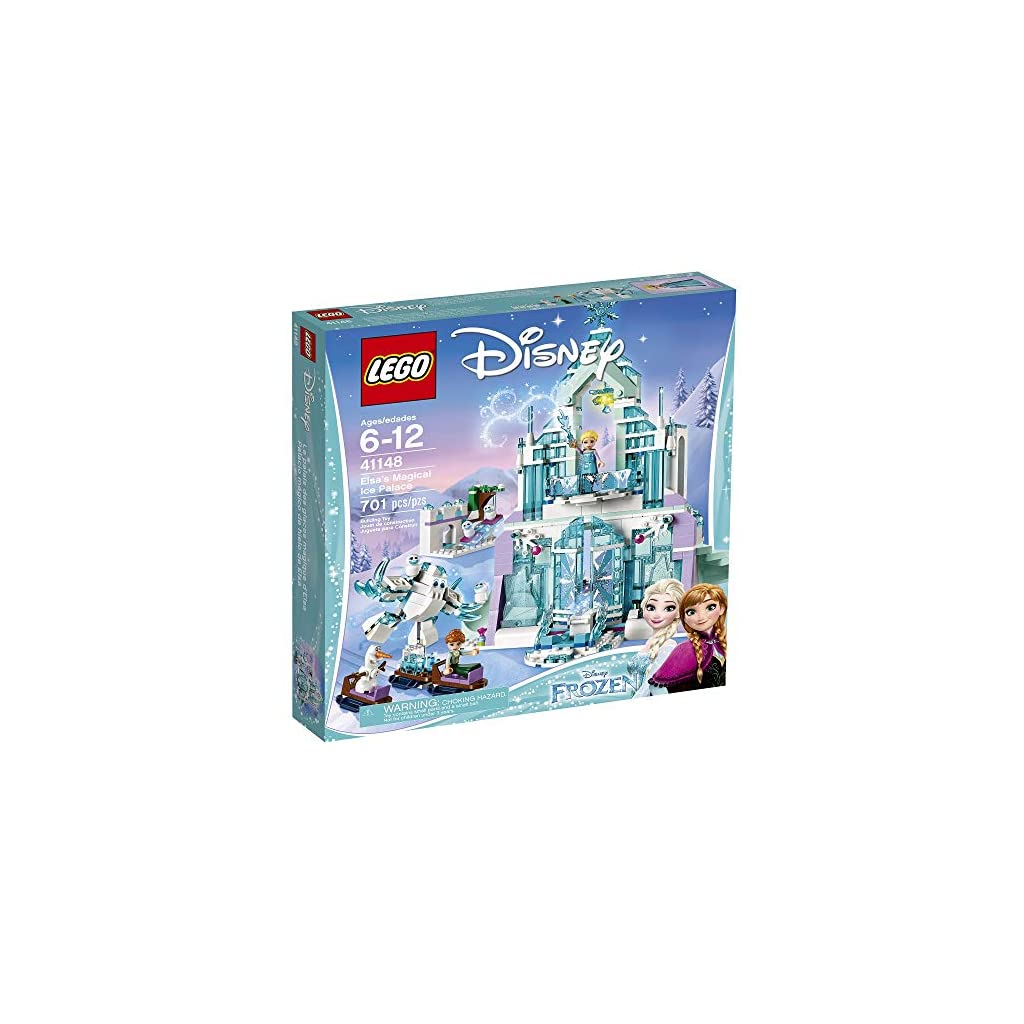 Best Disney Toys for Kids - Princess Elsa's Magical Ice Palace