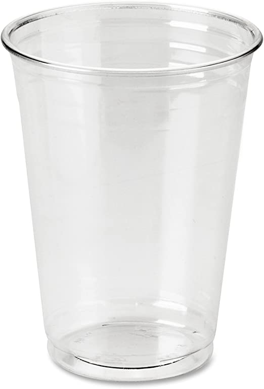 Vasos de plástico biodegradables – 454 ml – Vegware reciclable ...