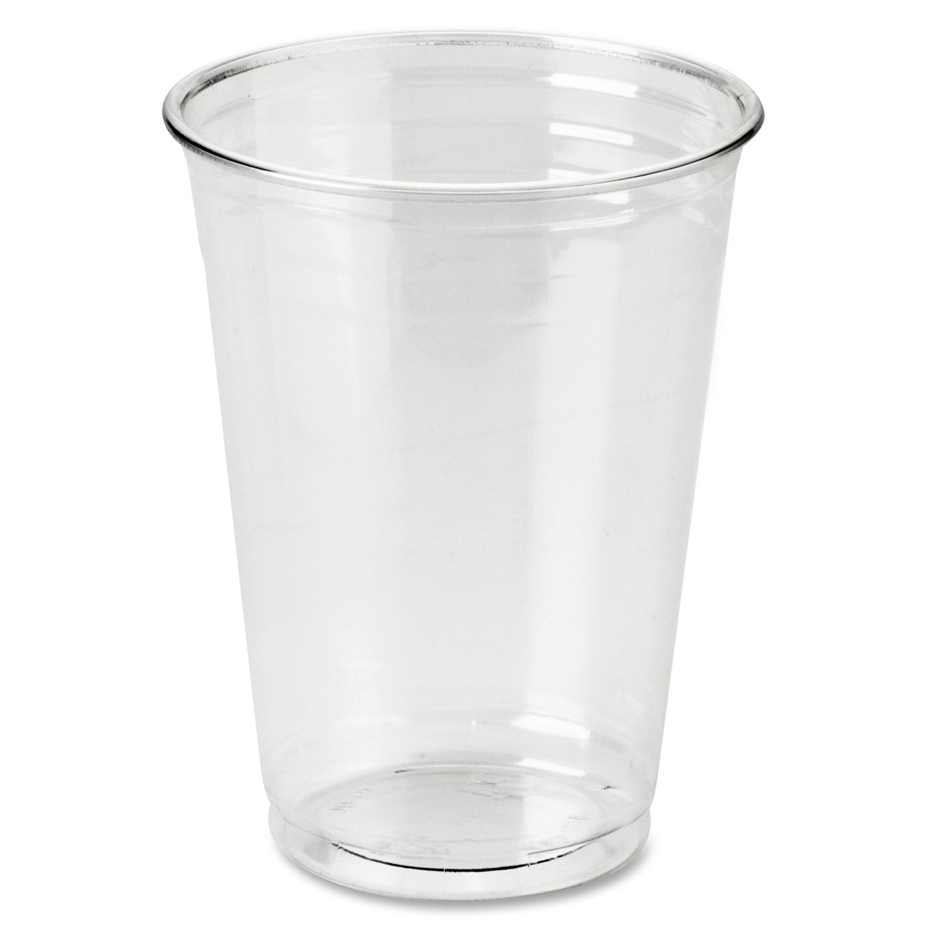 Vasos de plástico biodegradables, 255 ml, reciclables ...