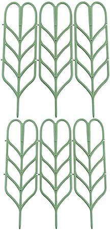 Enrejado de jardín DIY para plantas trepadoras, para patio, alambre de metal, paneles de rejilla de latas, soporte de planta, enrejado para macetas de vid, verduras, flores: Amazon.es: Jardín