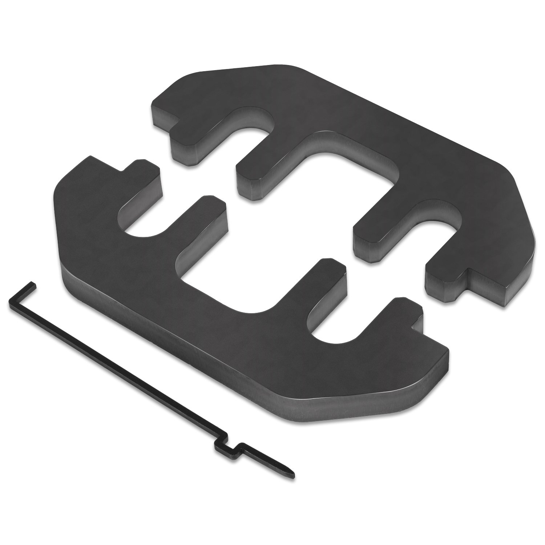 Yoursme Camshaft Holding Tool Timing Alignment Holder Tool Set Kit for Ford 3.5L 3.7L 4V Engines