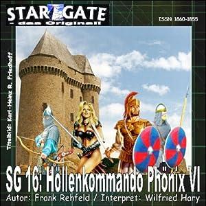 Frascati mal zwei (Star Gate 16) Hörbuch