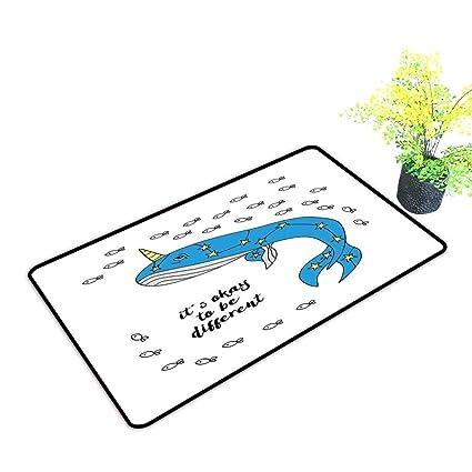 Amazon.com: Alfombrilla para puerta al aire libre, diseño de ...