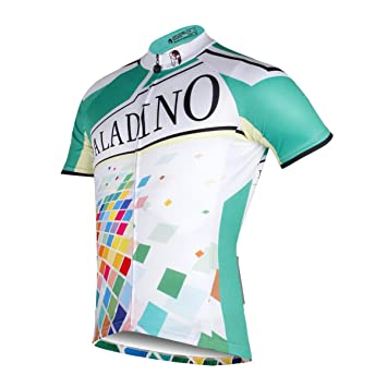 Men s Women s Bike Cycling Tight Short Sleeve Tops Polyester Anti-UV Quick  Dry Breathable Jersey 399742fb7