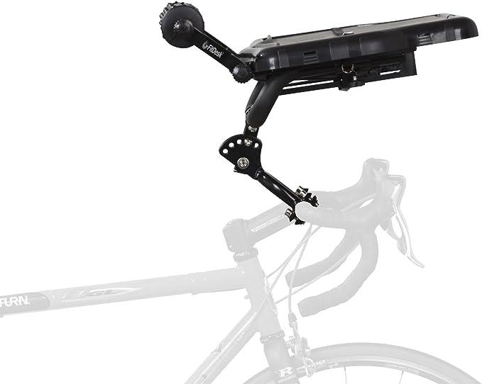 FitDesk Pro Universal Mounted Bike Desk | Amazon