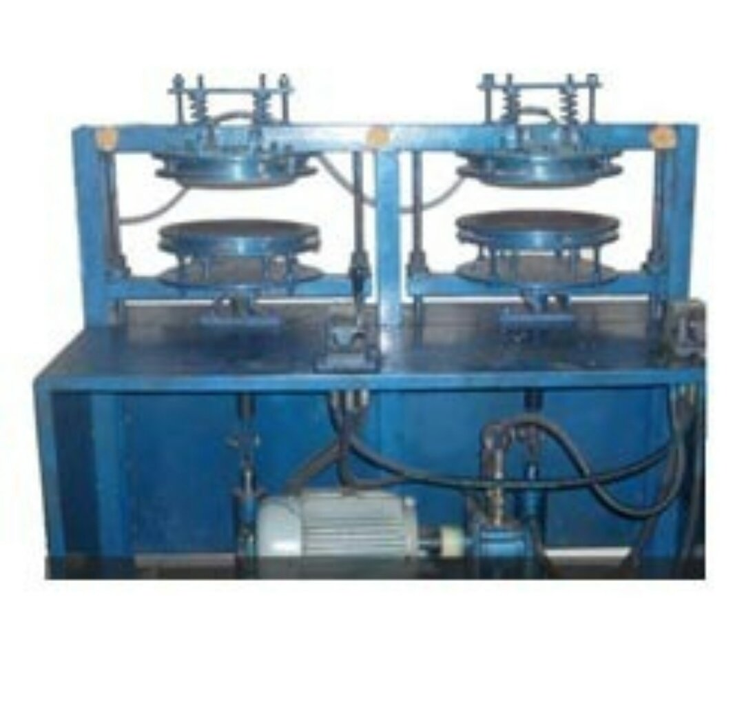 techhub semi automatic double die paper plate making machine(TCS045j)  sc 1 st  Amazon.in & tech hub Iron Double Die Automatic Paper Plate Making Machine ...