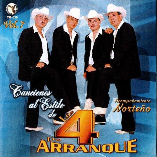 Amazon.com: Flor De Las Flores: Los 4 De Arranque: MP3
