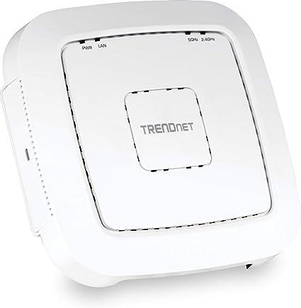 Einfach einzurichten TRENDnet AC1200 Dual Band PoE Access Point Client WDS Station WDS 867 Mbps WiFi AC+ 300 Mbps WiFi N Frequenzen AP WDS Bridge Repeater Modes TEW-821DAP