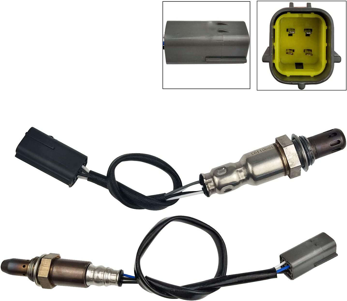 Air Fuel Ratio O2 Oxygen Sensor Denso 2349038 NEW for Nissan Maxima QX56