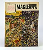 img - for Maclean's, Canada's National Magazine, August (Aug.) 15, 1953 - Report on Germany / Tycoon K.C. Irving / Alfred Cecil Critchley book / textbook / text book