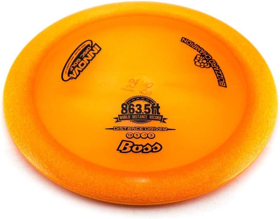 Innova - Champion Discs Blizzard Champion Boss Golf Disc