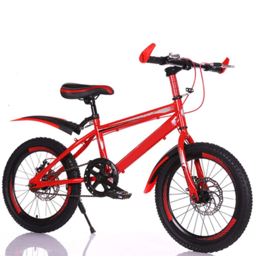 欲しいの Axdwfd 子ども用自転車 20インチ子供用バイク、子供用自転車男の子と女の子用サイクリング、611歳の子供に最適  Red B07PPW4Z7K, Tasche Jack 98b90c0d