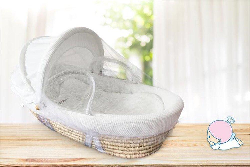 Lvbeis baby stubenwagen set mit tragbar neugeborene bett amazon
